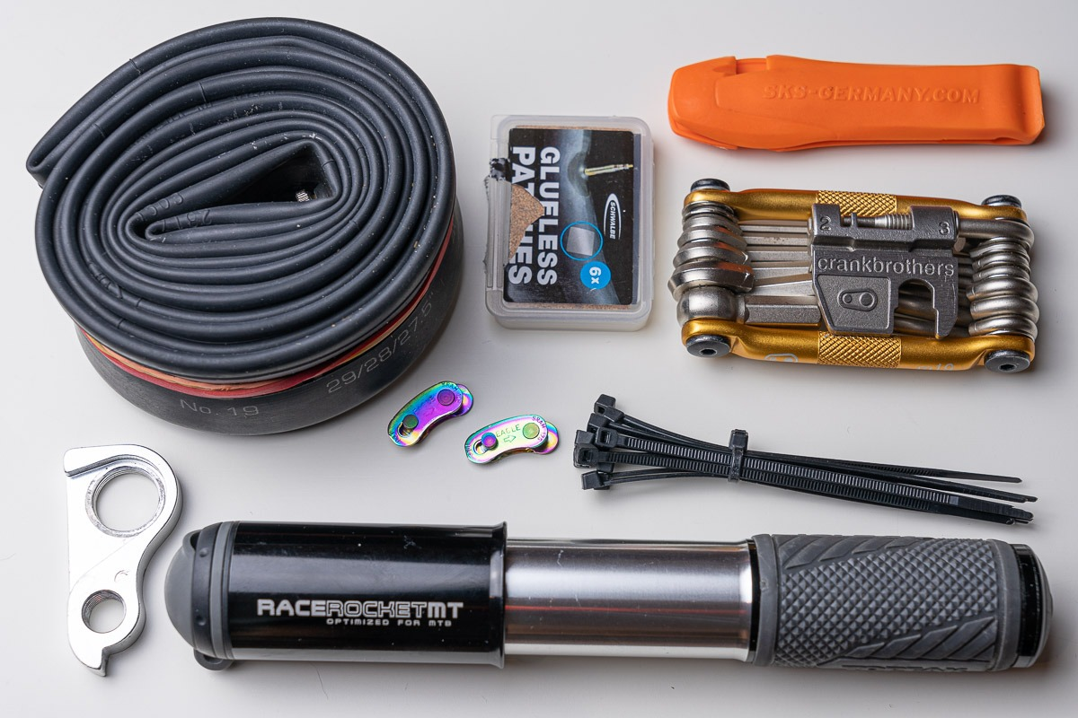 9 useful Mountainbike Essentials for every Ride!
