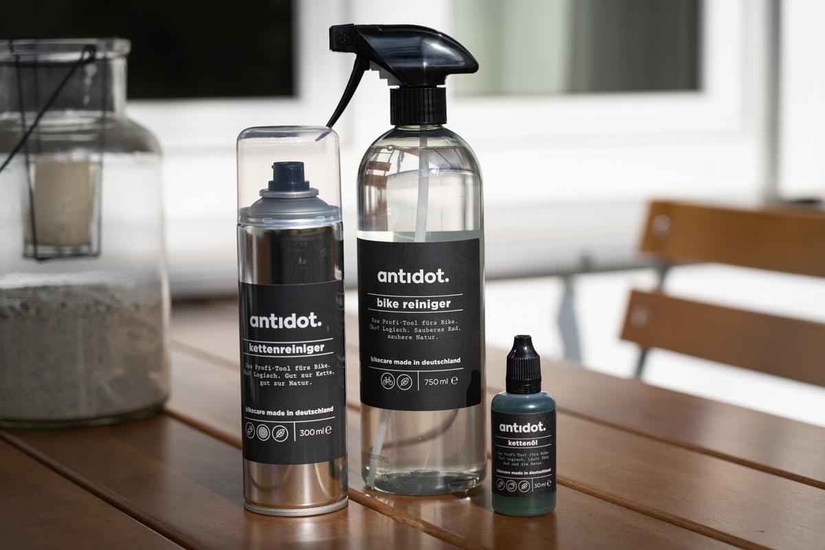 Antidot Bikecare – Product Test