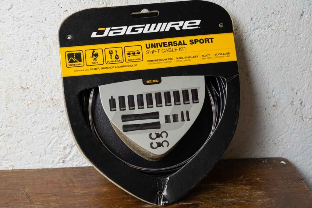 Christmas Gift: Picture of a Jagwire Universal Sport Shift Cable Set