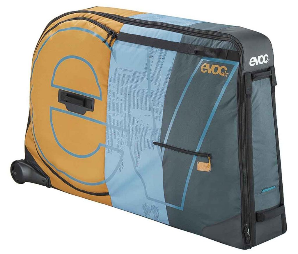 Picture of an Evoc Bike Travel Bag